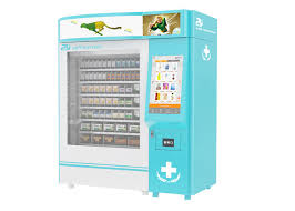 Medical Vending Machines Adorable Campus Health Wellness Medical Supply Vending Machine Kiosk With QR Code