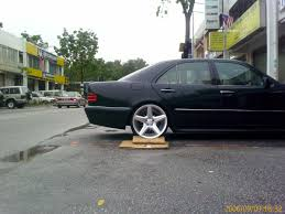 CLS AMG Wheels on W210 E320 | Kleanfacer Whipz | Pinterest ...