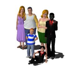 Billy's Family (The Grim Adventures of Billy and Mandy) by Ragtatter - The  Exchange - Community - The Sims 3