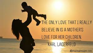 Quotes About Mothers Love New 48 Inspirational Mother Quotes SayingImages