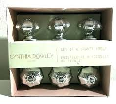 cynthia rowley drawer knobs elephant drawer knobs drawer pulls door knobs silver mercury glass drawer cabinet