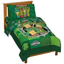 teenage mutant ninja turtles bed sets teenage mutant ninja turtles toddler bedding new nickelodeon teenage