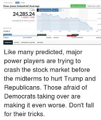 Dow Jones 52 Week Chart Switch Quote Djia Dj Index Dow Jones Industrial Average