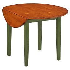 Oval Shape Dining Table Design Amazon Com Round Drop Leaf Dining Table Oval Shape