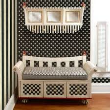 Perfect MacKenzie Childs   Courtly Stripe Wallpaper Accent Walls In Living Room,  Wallpaper Decor,