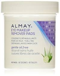 almay oil free gentle eye makeup remover pads 80 ct want to know more on the image