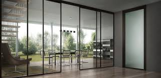 office glass door glazed. Sliding Partition / Glazed For Offices Professional Office Glass Door E