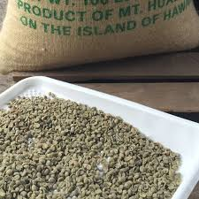 We sell coffee beans and ground coffee and soon to offer. Green Kona Coffee Beans Kona Premium Coffee Company