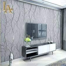 Wallpaper living room accent wall ...