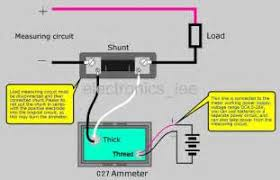 ac ammeter circuit diagram images ac meter wiring diagram dc ammeter wiring diagram motor replacement parts and