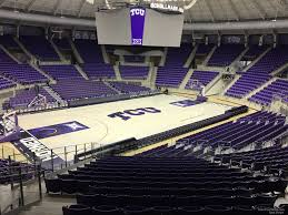 Nytex Sports Centre Seating Chart Tcu Basketball Arena Seating Capacity News Today