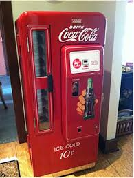 Old Soda Vending Machines Adorable Woman Waits Over A Year For Vintage Soda Machine Repair Abc48