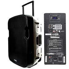 Hepa Merz HS-1000EY Taşınabilir Hoparlör Ses Sistemi 1000 Watt -  Lastvoice.com.tr