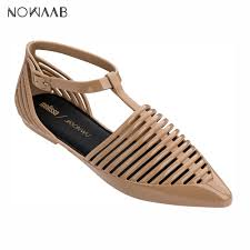 Sandal Design Us 22 75 65 Off Melissa Women Sandals 2019 New Summer Hollow Design Ladies Sandals Breathable In Womens Sandals From Shoes On Aliexpress