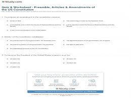 Constitution Search Worksheet Answers: 13 Best Images Of ...