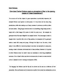 how does charles dickens create an atmosphere of fear in the   charles dickens · great expectations page 1 zoom in