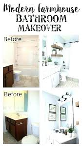 Best Bathroom Remodel Ideas Classy Modern Farmhouse R Curtain Bathroom Home Style Interior Design App