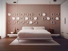 inspiração 15 ambientes e projetos de interiores bege pink bedroom designbedroom wall designsmodern bedroom decorheadboard