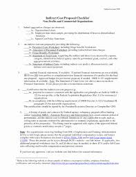 Financial Statements For Non Profit Organizations Example And