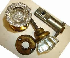 antique glass door knobs antique style glass door knobs