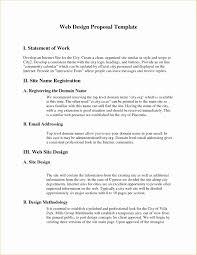Graphic Design Proposal Template Elegant Graphic Design Proposal ...