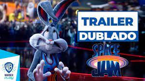 Space Jam Um Novo Legado - Trailer Dublado - YouTube