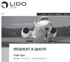 Private Jet Quote Impressive Private Jet Quotes Online Pricing Reservations From Lido Jets