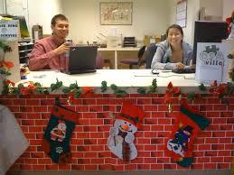 office christmas decoration ideas themes. Plain Themes Christmas Holiday Office Ideas Theme Decoration For Themes C