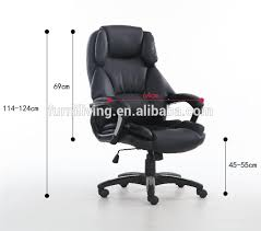 classic office chair. Comfortable Puffy PU Leather Classic Office Chair With Rotate For