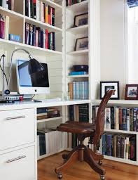 bookshelves for office. Charming And Thoughtful Home Office Storage Ideas : Modern Solution With Bookshelves For