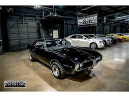 large picture of 1967 pontiac firebird located in nashville tennessee 26 500 00 offered by rockstar motorcars