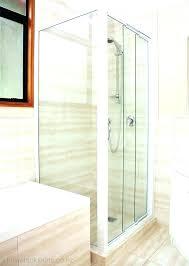remove glass shower door removing glass shower door removing sliding glass shower doors sliding shower doors