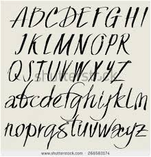 cool letters stencils handwriting stencil font best fancy alphabet letters google search