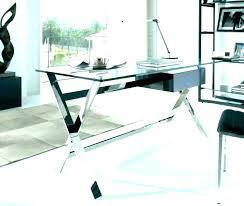 office glass desks table ikea dublin