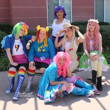super fun convention here s more great my little pony costume