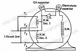 dayton ac motor capacitor wiring diagram motor repalcement parts anddayton motor wiring diagrams wiring diagram rh