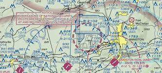 Virginia Aeronautical Chart What Is The Thick Dashed Magenta Line On A Sectional Chart