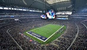 Dallas Cowboys Seating Chart At T Stadium Dallas Cowboys Football Stadium Stadiums Of