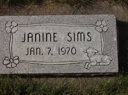 Janine Sims (1970-1970) - Find A Grave Memorial