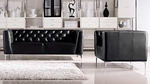 Modern Leather Living Room Set Modern Leather Sofas Contemporary Living Room Furniture Zuri