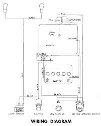 cole hersee ignition switch wiring diagram images what is it set starter generators and mechanical voltage regulators were manufactured