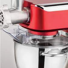 Food Master Robot Mikser Kırmızı