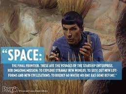 Star Trek Quotes Adorable Star Trek Quote 48 Picture 48 Random Quotes Aiyoume