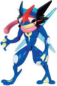 Tomy Pokemon Ash Greninja 6 Hero Articulated Action Figure: Amazon.de: Toys  & Games