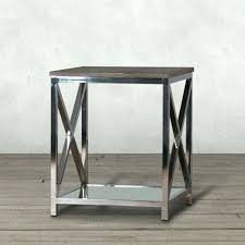 modern side tables south africa wood metal side table interior design home decor ideas