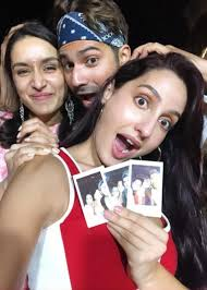 Street Dancer 3d Nora Fatehi Opens Up On Her Rapport With