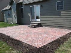 Simple patio designs with pavers Budget Friendly Simple Patio Paver Patio Cost Landscaping Around Patio Landscaping Ideas House Furniture Pinterest 93 Best Paver Patios Images Backyard Patio Garden Paths Gardening