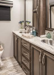 2019 kz rv durango d333rlt fifth wheel bathroom sink