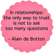 Quotes About Trust And Love In Relationships 100 Quotes On Trust and Relationships 24