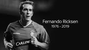 Fernando Ricksen: Ex-Rangers captain dies at age of 43 after battle with  motor neurone disease | Football News | Sky Sports